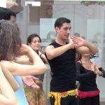 Taller de danza árabe tradicional en Casa Árabe