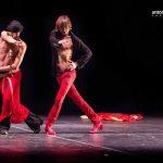 'Rojo', espectáculo de flamenco árabe