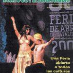 Portada de la revista 'Raíces Andaluzas'. 2006, Barcelona.