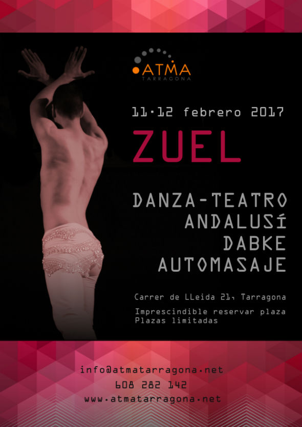 Talleres en Tarragona con Zuel