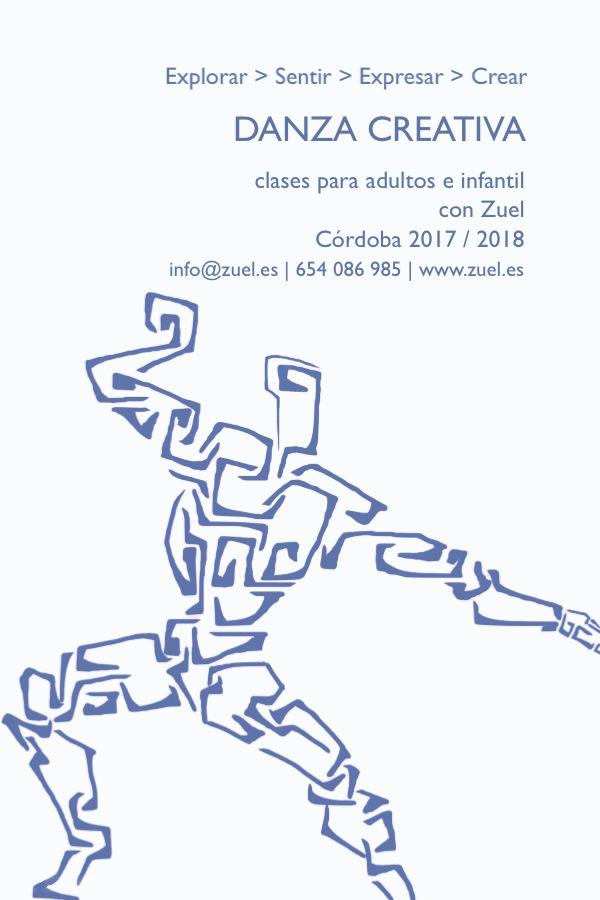 Clases de danza creativa en Córdoba