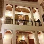 Patio del Riad Tafilalet