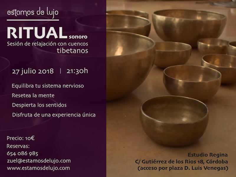 ritual sonoterapia