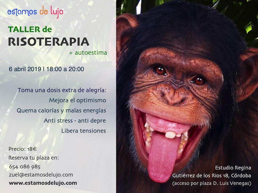 Taller Risoterapia en Córdoba