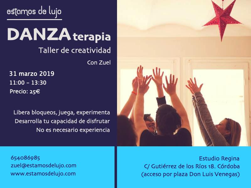 Danza terapia en Córdoba